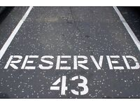 Parking Space Reserved, to rent . Highcliff, Boscombe