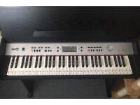 RockJam 818 Electric Keyboard With Built In Stand Excellent Condition £50