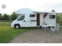 Wanted motorhome campers top cash prices Any tear
