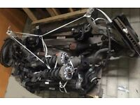 BMW X6 F16 X5 F15 suspension , struts shock dumper
