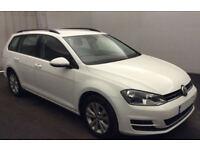 Volkswagen Golf FROM £45 PER WEEK!