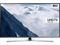 "SAMSUNG UE49KU6470 49"" Smart 4k Ultra HDR LED TV+WiFi+USB+FreeviewHD & FreesatHD"