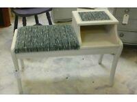 Telephone bench - velde 1