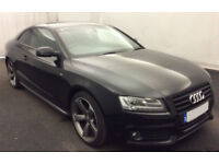 Audi A5 Black Edition FROM £51 PER WEEK!