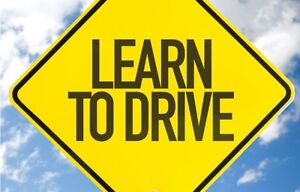 Driving lessons $25