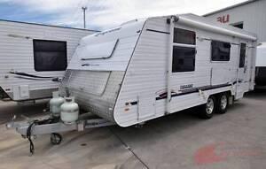 Supreme Tourer Caravan - Semi off road, Full ensuite Wodonga Wodonga Area Preview