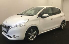 PEUGEOT 208 1.6 BLUE HDI GT LINE ALLURE 1.2 VTI ACTIVE FROM £25 PER WEEK!