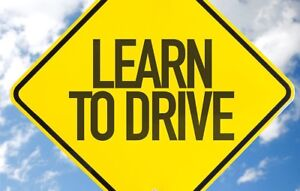 Driving lessons for $25