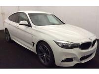 BMW 320 M Sport GT FROM £67 PER WEEK!
