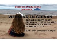 Weekend in Girvan- Fantastic feel good comedy musical ideal for hen or girls nights