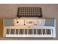 Keyboard & Stand - Yamaha - Touch Sensitive