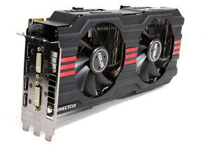 ASUS Radeon HD 7970 DirectCU II 3GB