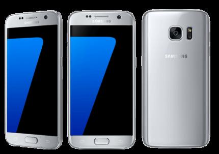 Samsung Galaxy S7 SM-G930F - 32GB - Silver Titanium Smartphone Au