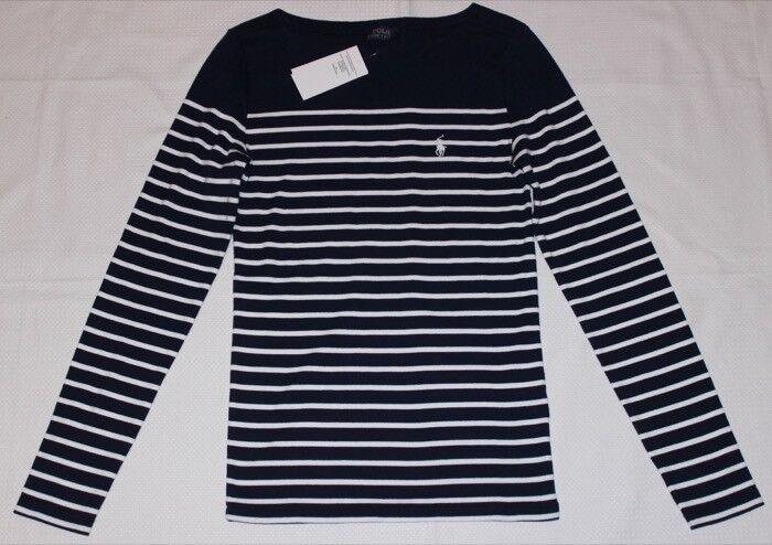Shirt langarm Ringel