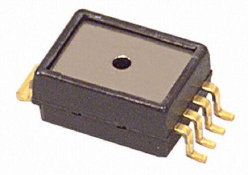 MPXM2010D, Piezoresistive Pressure Sensor IC, 10 kPa, MPX, 4-MPAK, Qty 1^