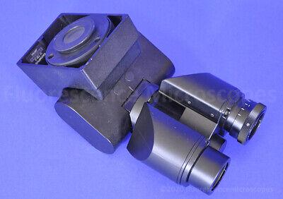 Olympus Binocular Ergonomic Inclinable Microscope Head U-tbi-2
