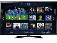 """Samsung 40"""" led / smart t for sale at Morley tv slaes, Morley, LEEDS"""