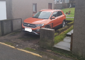 Aberdeen City Centre Parking Space