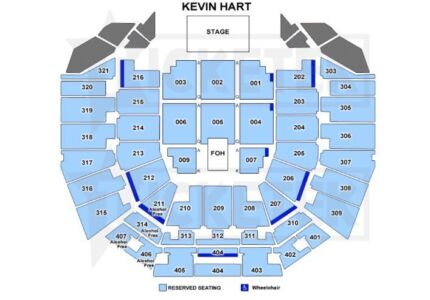 2x Kevin Hart Tickets FOR SALE! Butler Wanneroo Area Preview