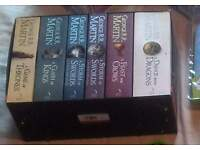 Game of Thrones books ( new)