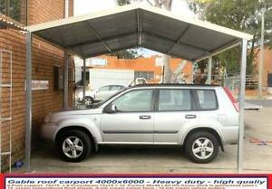 New   gable carport  4 x 6  $1600 or 4 x 9  $ 2300 Ingleburn Campbelltown Area Preview