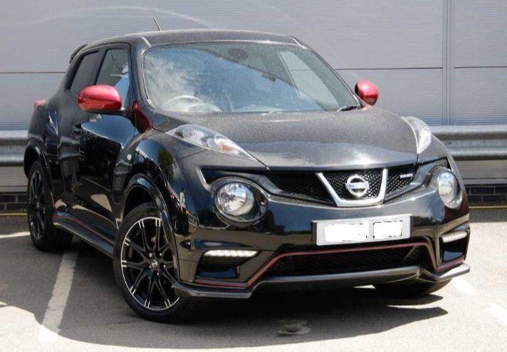2013 Nissan Juke Nismo Black
