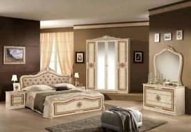 Beautiful Italian furniture bedroom set