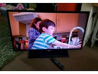 Samsung 40 inch led HD TV excellent condition fully