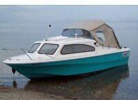 BOAT, OUTBOARD AND TRAILER WANTED, ANYTHING CONSIDERED