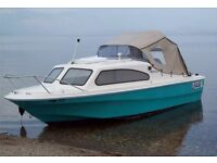 Boat with outboard and trailer wanted, anything considered, cash waiting