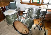 Ensemble de Drums Vintage