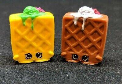 Shopkins Season 2 Rare Waffle Sue set
