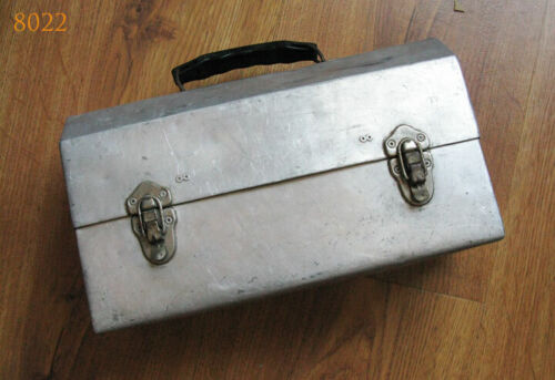 BISBEE ANTIQUE OLD MINING LUNCHBOX - MORE RARE COPPER QUEEN AND MINE ITEMS HERE@