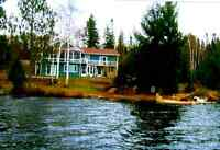 Waterfront home on Tilden Lake
