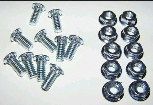 10 track bolt garage door hardware screw