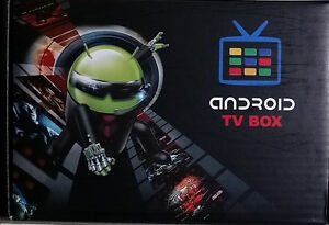 Android Quad Core tv boxes
