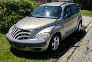 2002 Chrysler PT Cruiser - only 128,000 km-$1650