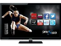 """Incredible 50"""" Panasonic SMART 3D TV - Delivery Available"""