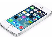 Apple iPhone 5s Silver Mint Condition