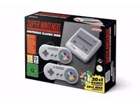 SNES THE LIMITED EDITION ONE
