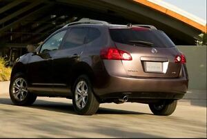 2010 Nissan Rogue SUV,AWD, No Accident, Low mileage,Leather !