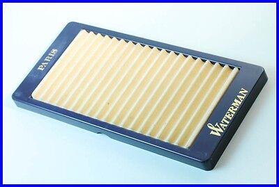 WATERMAN PEN TRAY Schreibgeräte Tablett für 18 Füller Kugelschreiber Bleistifte