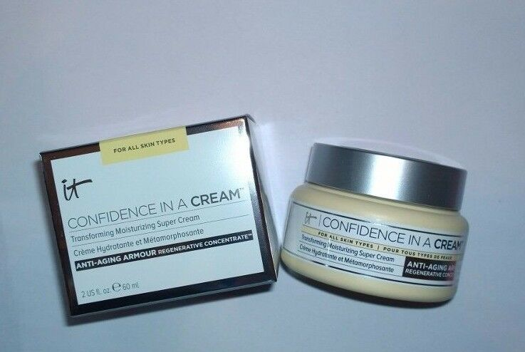 IT Cosmetics Confidence In A Cream Transforming Moisturizing