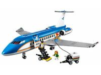 Brand NEW Lego city airport play set (60104)