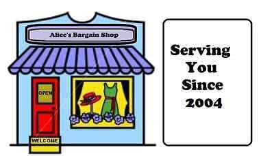 Alice's Bargain Shop