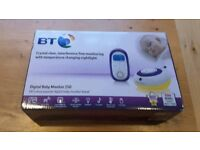 BT Digital Baby Monitor 250 - BRAND NEW