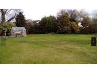 Plot of Land for Sale in Glencaple nr Dumfries Scotland