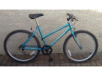 "Bike/Bicycle. LADIES RALEIGH "" OASIS "" MOUNTAIN BIKE"