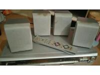 Goodmans silver surround sound