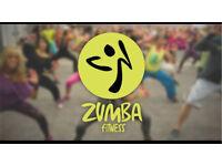 Free Zumba